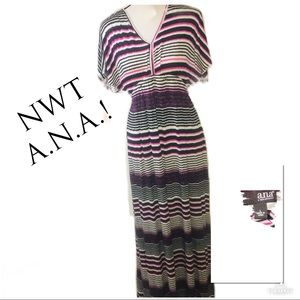 ‼️🔥NWT A.N.A. Maxi Dress!!🔥‼️